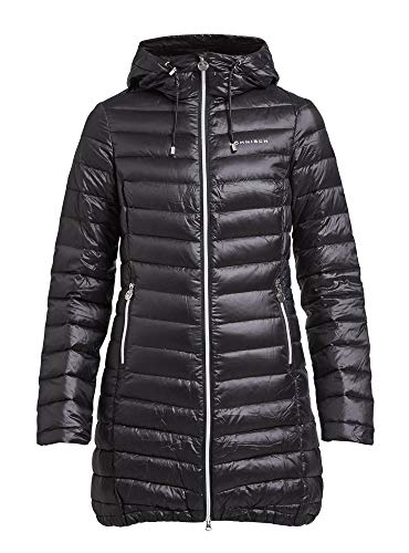 Rohnisch Black Light Long Down Jacket Ladies rpr8Z0