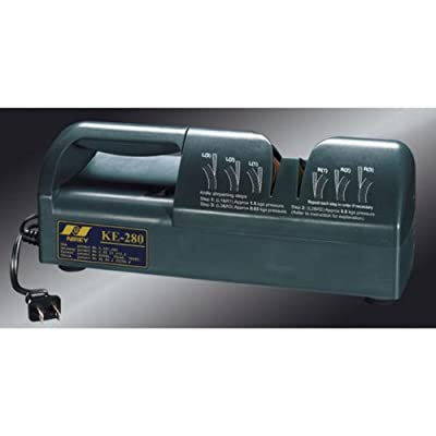 Electric Knife Sharpener for Commercial Use from KegWorks