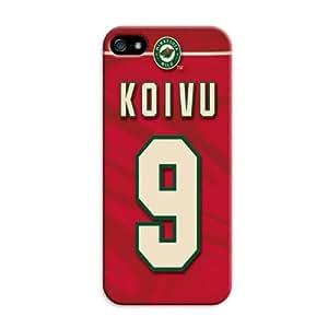 Wishing Iphone 6 Plus Protective Case,Beautiful Hockey Iphone 6 Plus Case/Minnesota Wild Designed Iphone 6 Plus Hard Case/Nhl Hard Case Cover Skin for Iphone 6 Plus