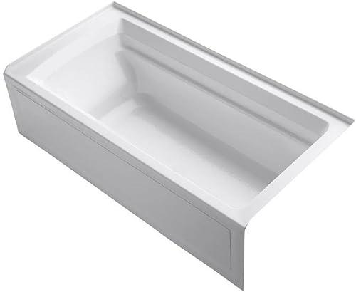 KOHLER 1125-RA-0 Bath, White