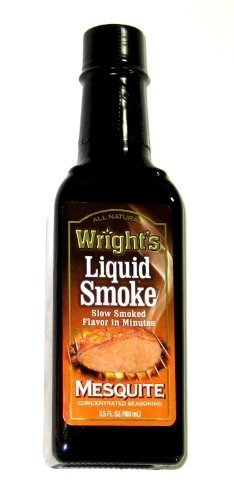 WRIGHT'S All Natural Mesquite Liquid Smoke - 3.5 Oz by Wright's