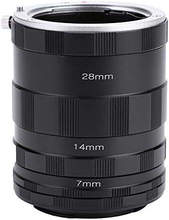Elerose Makro Zwischenringe für Fuji Mirroless Kamera Langsame Belichtung (7,14,28mm)