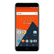 """WileyFox Swift 2X - Smartphone con pantalla de 5.2"""" (memoria interna de 32 GB, 3 GB de RAM, cámara de 16 MP, Android) color negro"""
