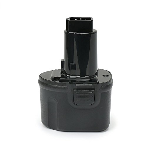 PowerGiant 7.2V 3.0Ah Ni-MH Replacement Battery for Dewalt DW9057 DE9057 DE9085 DW920K DW920K-2 DW925K DW925K-2 DW968K, Compact 7.2 Volt Pod Style (Compact Nimh Battery)