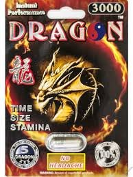 Dragon 3000 Male Enhancement 6 Pills by Dragon (Image #1)