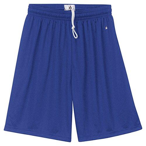 Badger Sportswear Men's B-Dry Performance Short, Royal, X-Large