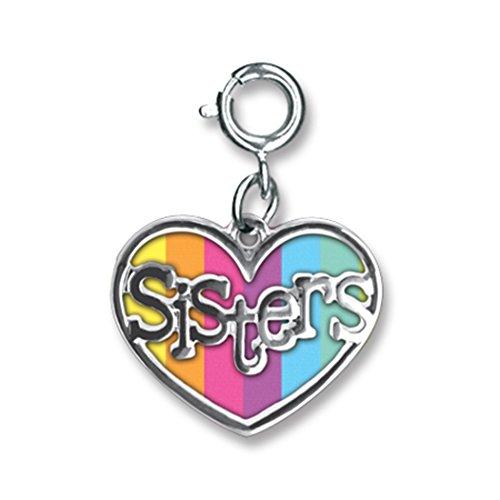 (CHARM IT! Sisters Heart Charm)