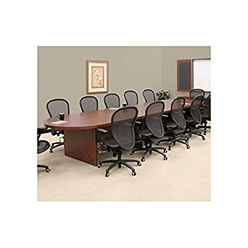 "Legacy Oval-Shaped Conference Table - 16""W 