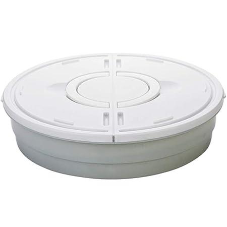 Yike-Storage Box Huevera para el hogar, 30 Rejillas, plástico ...