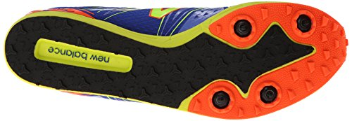 Country Mens Spikes New Blue Yellow Cross Shoe MXC700 Balance qf5nCnwxaI