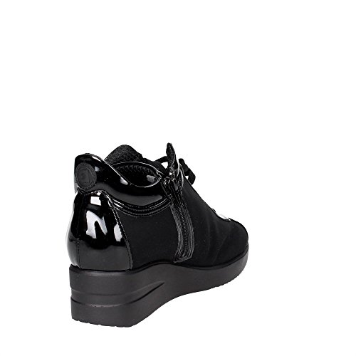 Negro Mujer Shoes 226 Lace Up Agile xwBPqgf1n