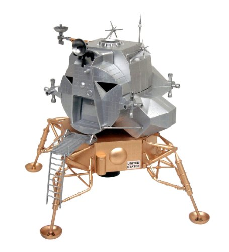 Aoshima Apollo Lunar Module Eagle 5 Model Kit