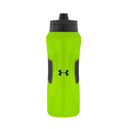 aa5b34c486 Under Armour Undeniable 32 Ounce Squeeze Bottle with Quick Shot Lid