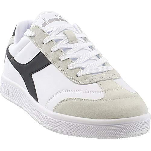 Diadora Mens Kick Athletic White 10