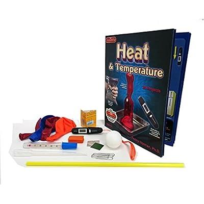 ScienceWiz Store AMAZON EXCLUSIVE / Heat & Temperature: Toys & Games