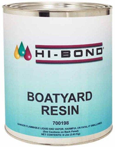 Hi-Bond 700198 Boat Yard Polyester Resin Gallon