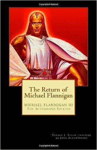 Book The Return of Michael Flannigan: Volume 3 (The Michael Flannigan Trilogy)