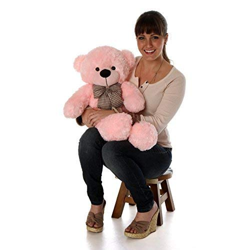 Giant Teddy Adorable Lady Cuddles - 26