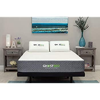 Amazon Com Ghostbed Mattress Queen 11 Inch Cooling Gel