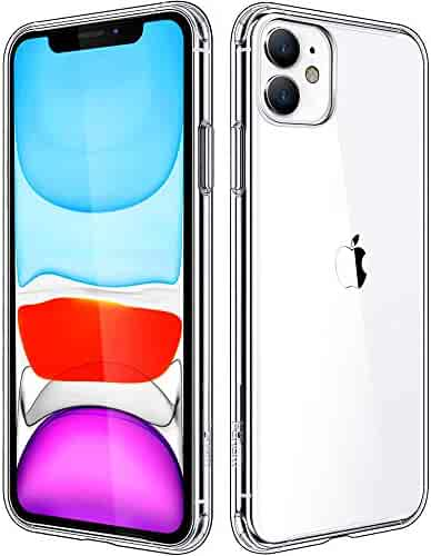 Penom Compatible with iPhone 11 Case, Clear iPhone 11 Cases Cover for iPhone11 6.1 Inch