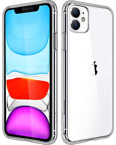 : Penom Compatible with iPhone 11 Case, Clear iPhone 11 Cases Cover for iPhone11 6.1 Inch
