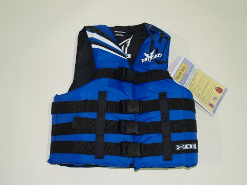 - HO Sports Universal Life Vest - Men's Blue Small/Medium