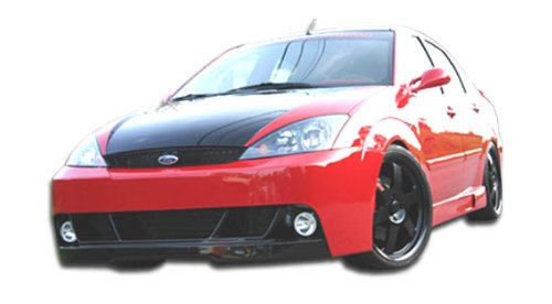 Duraflex Replacement for 2000-2004 Ford Focus ZX3 ZX5 Pro DTM Body Kit - 4 Piece