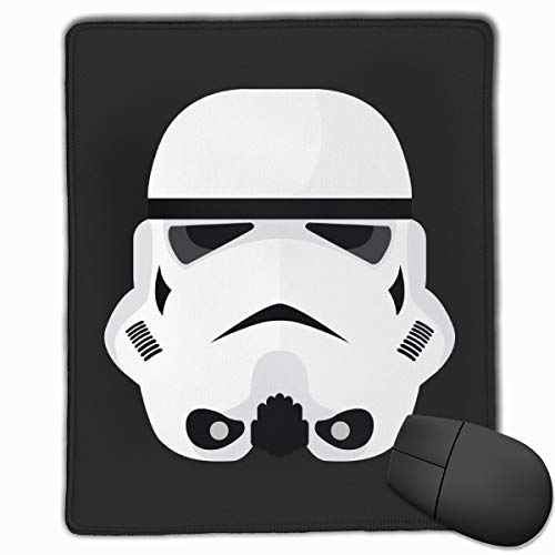 AVBER Mouse Pad Anti Slip Stormtrooper Mouse Mat for Desktops Computer PC and Laptops, Computer Mouse Pad for Office and Home