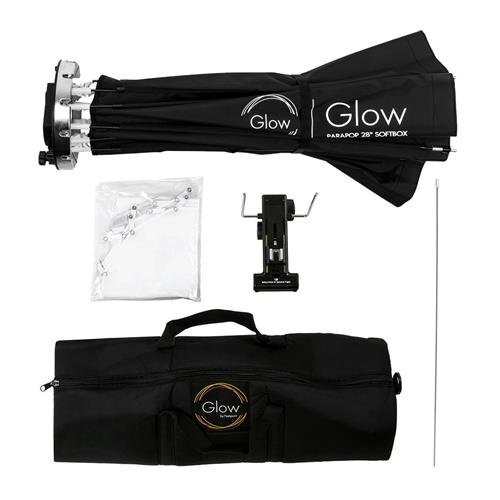 Glow ParaPop 28'' Portable Softbox for Bowens by Glow (Image #3)