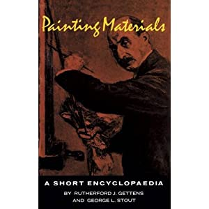 Painting Materials: A Short Encyclopedia (Dover Art Instruction)