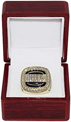 10bc03a2a92231 CHICAGO BULLS (Michael Jordan) 1992 NBA FINALS WORLD CHAMPIONS (Back to  Back Champs) Vintage Collectible High-Quality Replica NBA Basketball Gold  ...