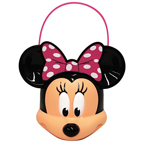 Minnie Mouse Medium Figural Bucket (PTI Group, Inc.) -