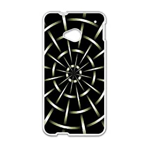 Abstract HTC One M7 Phone Case , Designed With Durable Material , Perfectly Fit Your Smartphone.