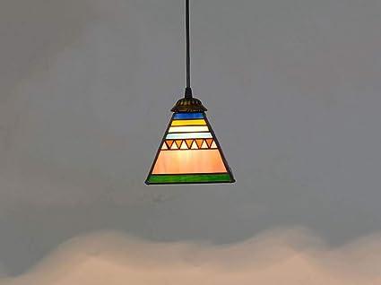 Lampadari E Plafoniere Tiffany : Dobany lampadario stile tiffany artistico creativo macchiato