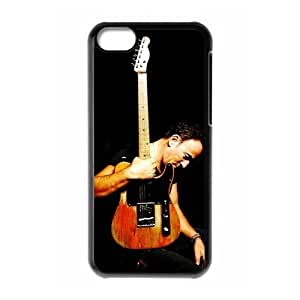 Bruce Springsteen Super Rock Star Custom Hard Back Case Cover for iPhone 5C