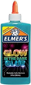 Elmer's Electrifying Glow-in-the-Dark Liquid Glue (2062234)