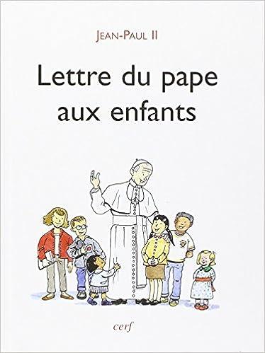 Lire en ligne Lettre du pape aux enfants pdf ebook
