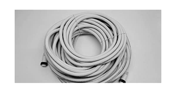 Brad Connectivity 1300120207 Cordset Mini 12 Pole M//F St//St 30 Meters 1300120207