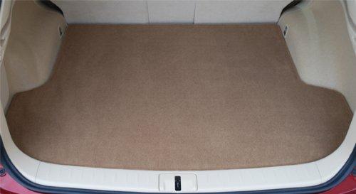 Mercedes-Benz SL55 AMG Carpeted Floor Mats Trunk Area - Dark Brown (2003 03 2004 04 2005 05 2006 06 2007 07 2008 08 2009 09 2010 10 2011 11 2012 12 ) AMSJ4T5976ADMIB