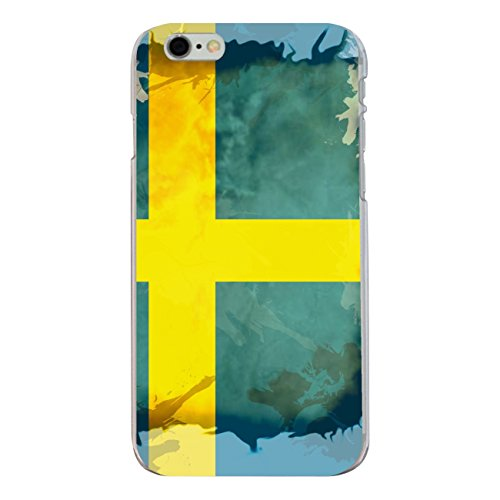 "Disagu Design Case Coque pour Apple iPhone 6s Plus Housse etui coque pochette ""Schweden"""