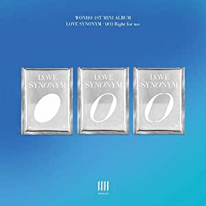 WONHO - [LOVE SYNONYM #1. Right for me]