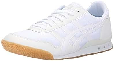 Onitsuka Tiger Ultimate 81 Fashion Sneaker, White/White, 4.5 M US