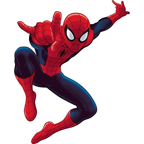 """Defonia Ultimate Spiderman 53"""" Giant Wall Mural Vinyl Decals Room Decor Stickers"""