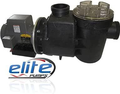 Elite Pumps 16500PRM44 Primer Pro 3 Series 16500 GPH Self-Priming External Pond Pump