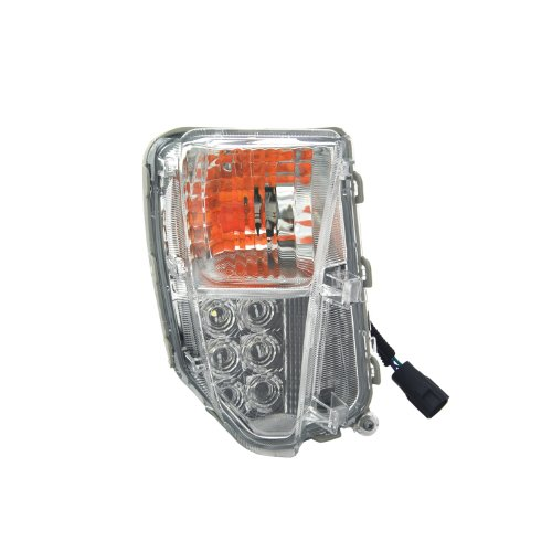 - TYC 12-5286-00-1 Toyota Prius Front Left Replacement Turn Signal Lamp