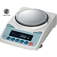 A&D FX-2000iN FX-Series Precision Lab Balance, Compact Scale 2200 g X 0.01 g (10 mg),NTEP (0.1g), Legal Foer Trade,New