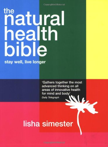 Download The Natural Health Bible ebook
