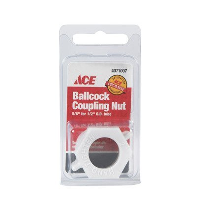 Ballcock Coupling Nut Plastic