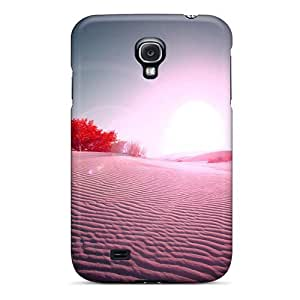 High Impact Dirt/shock Proof Case Cover For Galaxy S4 (desert Flare)