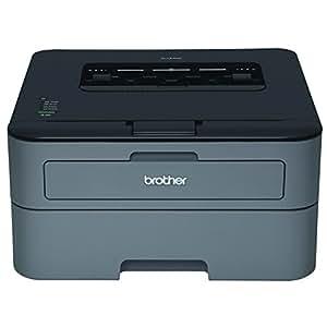 Impressora Laser Monocromática Brother com Impressão Frente e Verso - HLL2320D, Brother, HLL2320D, Cinza